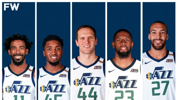 The Utah Jazz Potential Starting Lineup: Can They Silence The Doubters?