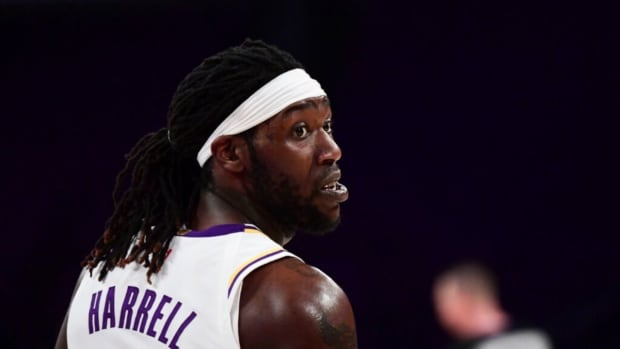 """Montrezl Harrell On Not Being Invited To Anthony Davis' Wedding: """"Nah Bruh Don't Like Me Like That!"""""""