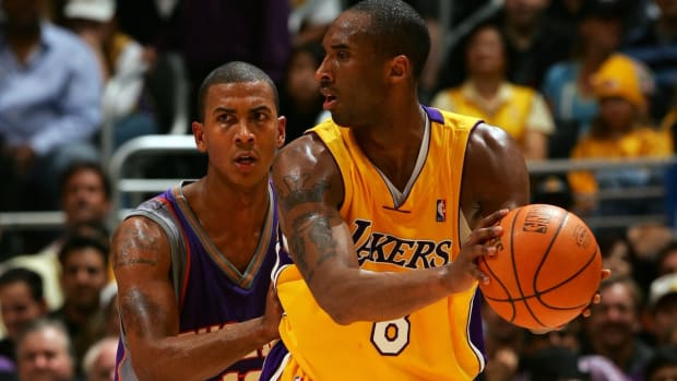 Kobe Bryant Destroyed Raja Bell After An Altercation In 2012, Scored 40 Points And Won The Game