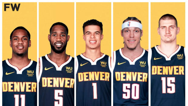 The Denver Nuggets Potential Starting Lineup: Without Jamal Murray, What Is Their Ceiling?