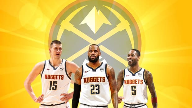In 2018, The Denver Nuggets Wanted To Sign LeBron James And Team Him Up With Nikola Jokic And Will Barton