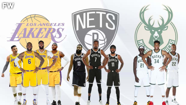 Who Is More Likely To Win The 2021-22 NBA Championship: Only Three Teams Have Serious Chances Of Winning