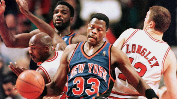 """Patrick Ewing Says He Would Dominate In Today's NBA: """"I'd Be Michael Jordan In This Era"""""""