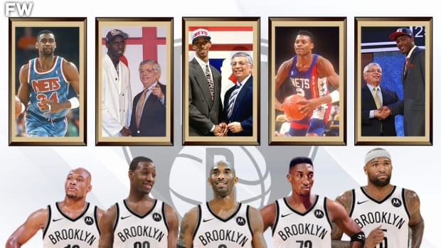 5 Worst Draft Mistakes In Brooklyn Nets History