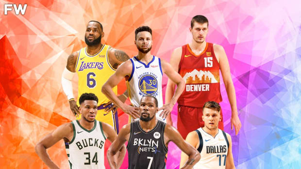"""Shaquille O'Neal Asks Fans Their Opinion On Sports Illustrated Top 15 NBA Players For 2021-22 Season: """"Make Sense But LeBron Still Number 1 Or 2"""""""
