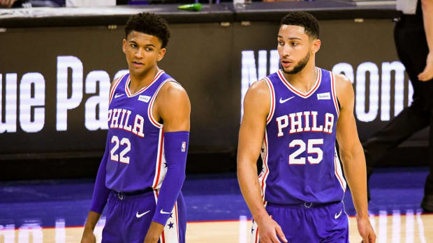 """Matisse Thybulle's Cold Reaction To Ben Simmons' Return: """"I Live In My World"""""""