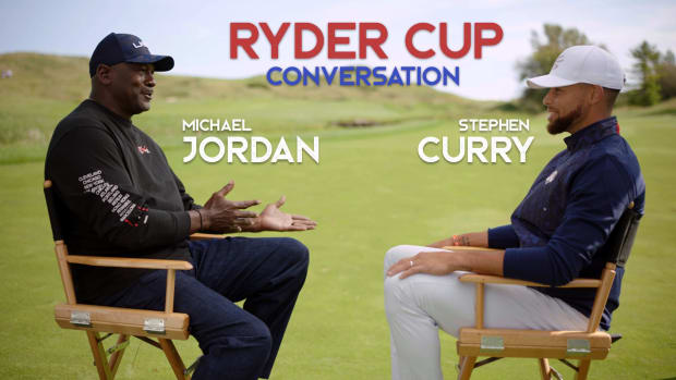 """Steph Curry Responds To His Legendary Chat With Michael Jordan: """"Not Often You Get a Chance To Talk To The GOAT."""""""