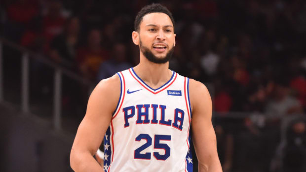 """Tracy McGrady Felt Ben Simmons Was Disrespectful Before He Even Entered The NBA: """"There Was One Guy That Walked In There And Acted Like He Didn't Know Nobody."""""""