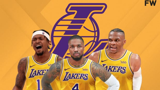 Los Angeles Lakers 'Explored' Trading For Damian Lillard And Bradley Beal Before Russell Westbrook