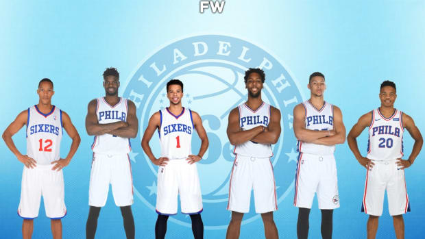 Add Ben Simmons To The Long List Of 76ers' Lottery Picks That Didn't Work Out