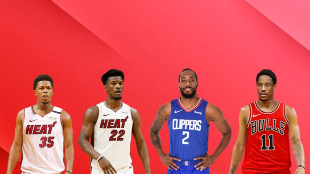 """Kyle Lowry On Why Jimmy Butler Is Different Than Kawhi Leonard And DeMar DeRozan: """"He's A Little Bit More Crazy… DeMar and Kawhi Are A Little More Quiet."""""""