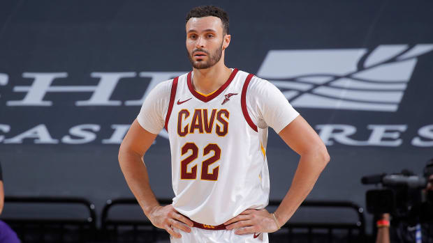 """Larry Nance Jr. Takes Shot At The Los Angeles Lakers While Leaving Cleveland: """"Thank You For Rescuing Me From L.A."""""""