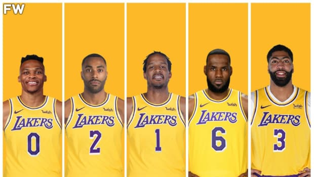 The Los Angeles Lakers Potential Starting Lineup: NBA Championship Or Nothing