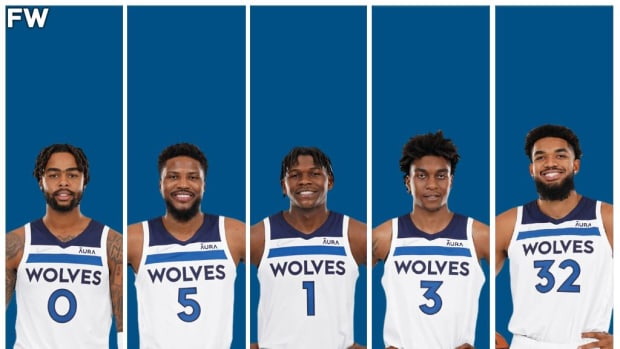The Minnesota Timberwolves Potential Starting Lineup: Can They Finally Surprise This Season?