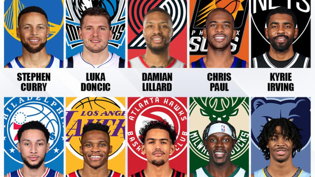 Top 10 NBA Point Guards For The 2021-2022 Season: Stephen Curry Is Still The Best