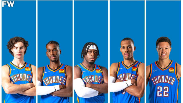 The Oklahoma City Thunder Potential Starting Lineup: Are They The Worst Team In The Western Conference?
