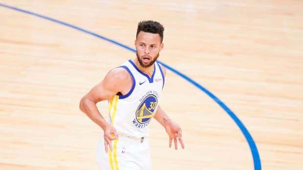 Steph Curry Says He 'Played Like Trash' Despite Posting Triple-Double To Help Warriors Win Opening Game