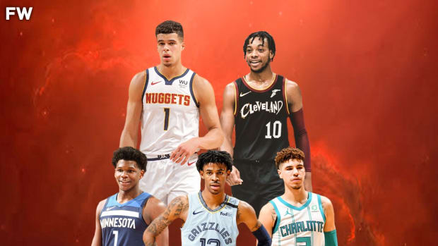 10 NBA Players That Are Most Likely To Have Breakout Seasons: Ja Morant Will Become An All-Star