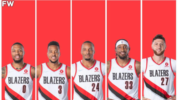 The Portland Trail Blazers Potential Starting Lineup: A First-Round Exit Could Be Damian Lillard's Exit