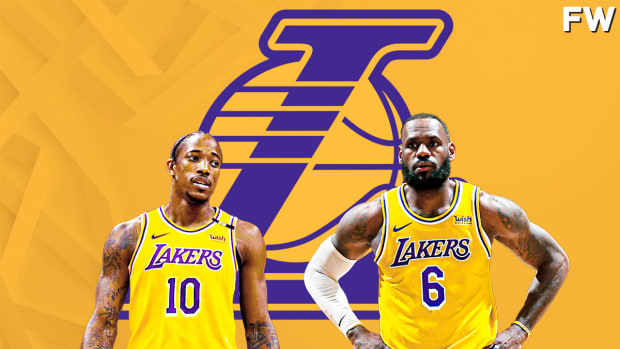 """DeMar DeRozan Confirms He Talked With The Lakers During The Offseason: """"Tried To Make It Work, Had Plenty Of Conversations With Bron."""""""
