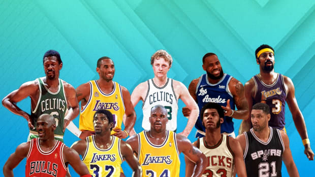 Skip Bayless Takes A Shot At LeBron James, Puts The King 9th On His All-Time List