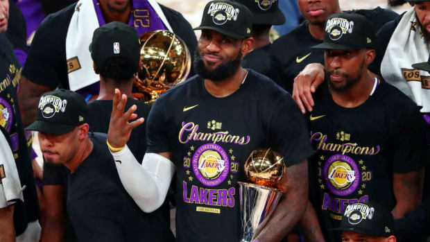 Metta Sandiford-Artest Says Lakers Could Win 2021 Championship