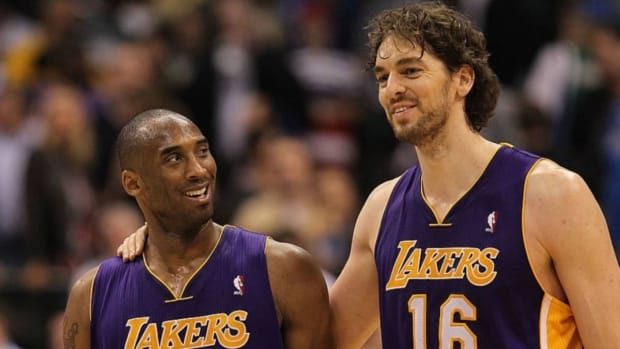 """Pau Gasol Reveals How Kobe Bryant Inspired Him: """"He Was Just A Great Example."""""""