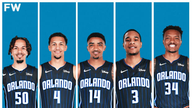 The Orlando Magic Potential Starting Lineup: A Young Core Starts A New Era