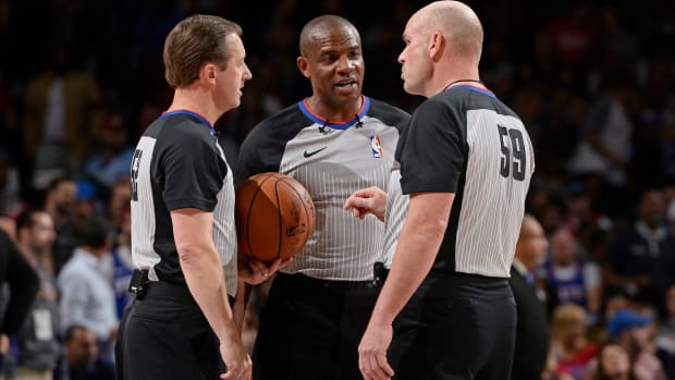 NBA Referees Can Earn Up To $550,000 A Year, And Even More During The NBA Finals