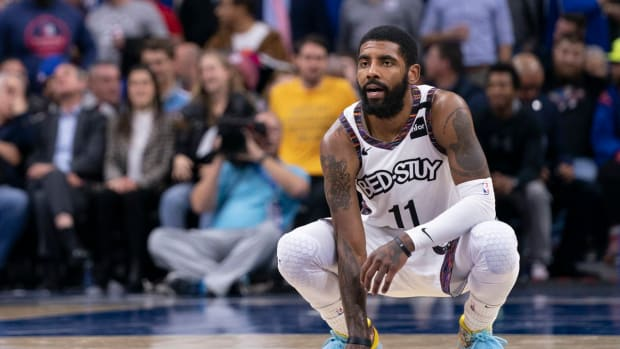 """ESPN's Molly Qerim Blasts Kyrie Irving: """"He's Upset About People Losing Their Jobs, But What About All The People Who Have Lost Their Lives During This Pandemic?"""""""