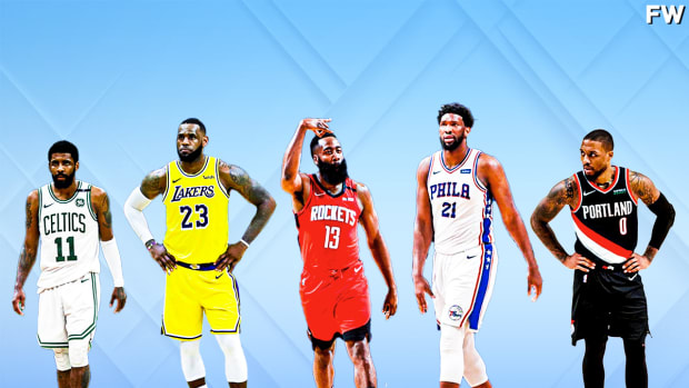 """In 2019, Kevin Durant Revealed Who He Liked To Watch In The League: """"Kyrie, LeBron, Harden, Embiid And Lillard"""""""