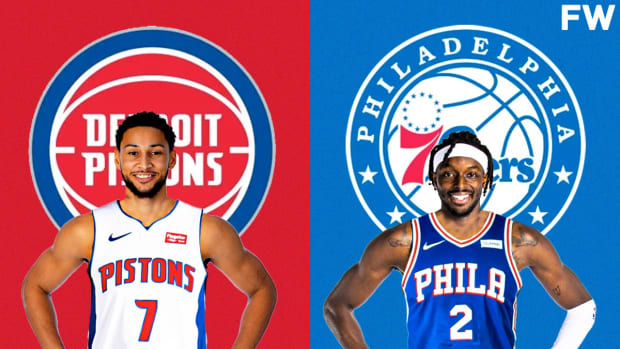 NBA Rumors: Detroit Pistons Would Give Up Jerami Grant To Get Ben SimmonsDraft SharePreviewPublish