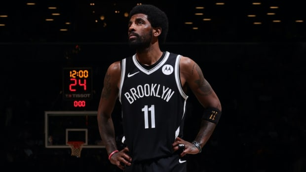 """Kyrie Irving: """"Do You Think I Really Want To Lose Money? You Think I Really Want To Give Up On My Dream To Go After A Championship?"""""""
