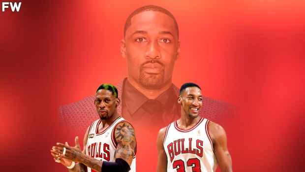 """Gilbert Arenas Slams Dennis Rodman, Scottie Pippen, And Other Older Players For Thinking They Would Dominate In The Modern NBA: """"In Today's Game, 6'7, 210 Pounds, You Are A Little Guard. They Have No Idea About Evolutions."""""""