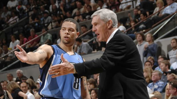 """Deron Williams Clears The Air On His Relationship With Jerry Sloan: """"I Held A Grudge For A While. I Think I Was A Little S****y."""""""