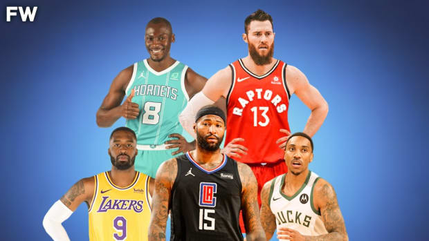 10 Best Remaining NBA Free Agents Left On The Market