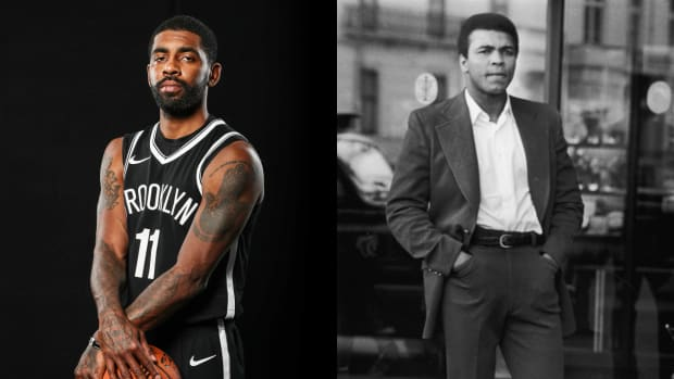 """Stephon Marbury Compares Kyrie Irving To Muhammad Ali: """"He Would Be Proud Of You"""""""