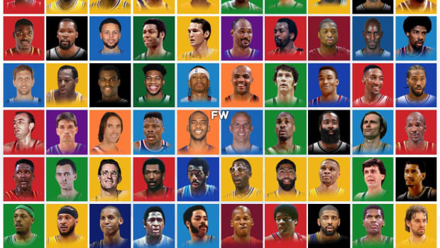 75 Best NBA Players Of All Time: Michael Jordan Is The GOAT, LeBron James Is Second Place