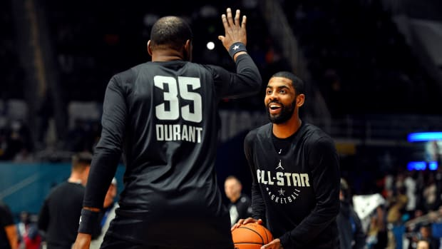 NBA Rumors: Kevin Durant Has Not Spoken To Kyrie Irving Since Nets Shut Him Down For The Season