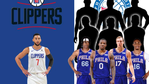 NBA Rumors: Los Angeles Clippers Could Land Ben Simmons For Four Players And Six Draft Picks