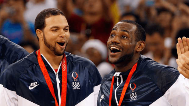 """Deron Williams Compares LeBron James' Work Ethic To Kobe Bryant's: """"When I Talk About Work Ethics, Besides Kobe Being Around Him In The Olympics, LeBron Has The Best Work Ethic That I've Been Around."""""""