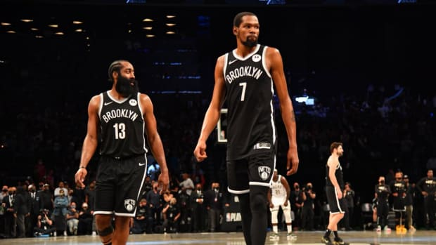 """Jim Jackson Says The Brooklyn Nets Can Win Without Kyrie Irving: """"They Don't Need Him To Make Finals"""""""