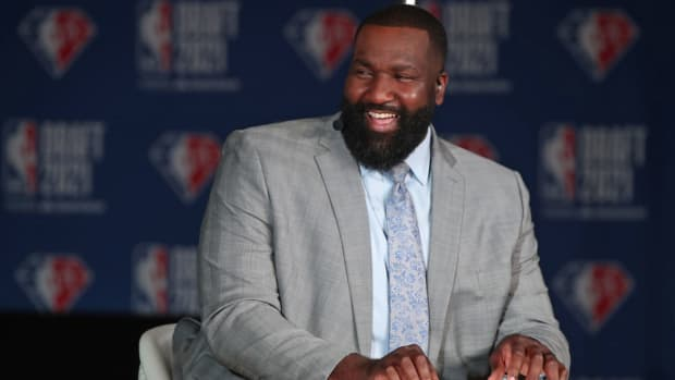 """NBA Fans Exploded After Kendrick Perkins Chose His Top 75 NBA Players Of All Time: """"I'm Triggered At The Ridiculousness Of Your List"""""""