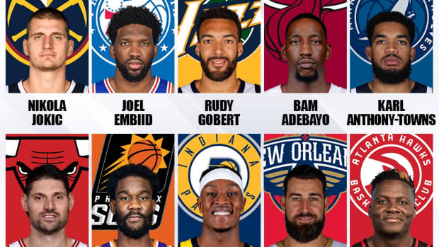 Top 10 Centers For The 2021-2022 Season: Nikola Jokic Has Serious Competition In Joel Embiid
