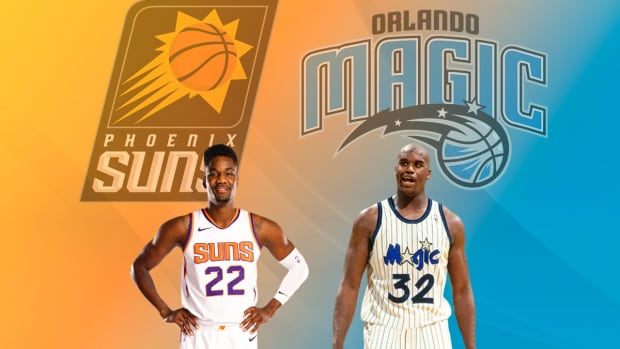 Nick Anderson Says Deandre Ayton Is The Closest Version Of Shaquille O'Neal In Orlando Magic