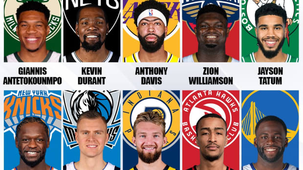 Top 10 Power Forwards For The 2021-2022 NBA Season: Giannis Antetokounmpo And Kevin Durant Lead The List