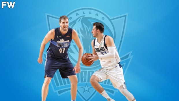"""Mark Cuban Says Dirk Nowitzki Would Beat Luka Doncic 1-On-1: """"I Think Dirk Because Dirk Won't Miss."""""""