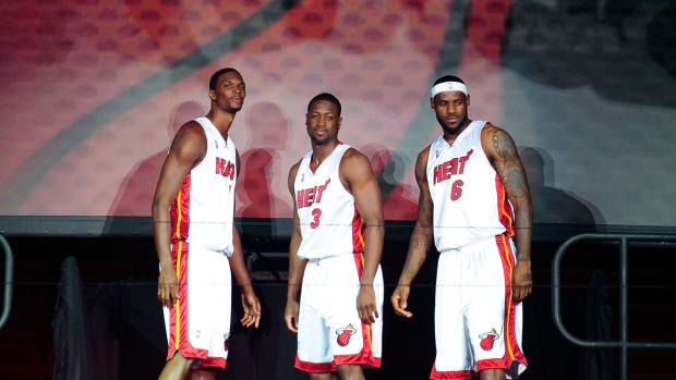 """Gabrielle Union Defends Miami Heat Superteam: """"The Whole, 'Built, Not Bought' Is Just Boring. Okay, You Built It. Did Anyone Come? No, Your Fans Are Leaving At F—— Halftime."""""""