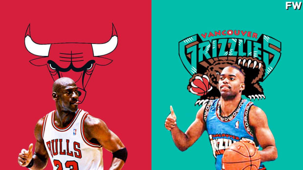 """Michael Jordan Destroyed Derrick Martin After He Trash-Talked Him: """"Hey Mike, S**t Is Not Falling Tonight... You Have Off Night, Mike!"""""""