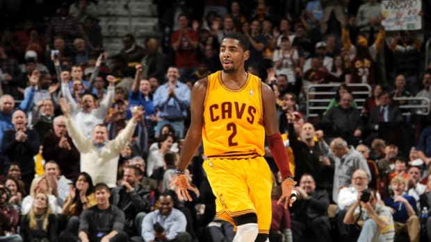"""When Kyrie Irving Promised A Cleveland Kid He Wouldn't Leave The Cavaliers: """"How Can I Leave You Guys?"""""""